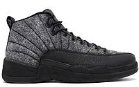"""Кроссовки баскетбольные Nike Air Jordan 12 Retro """"Grey/Black"""" Арт. 4017, фото 1"""