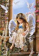 Пазл Ангел на 1500 элементов