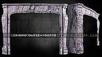 Портал камина из мрамора Camino Duecentootto
