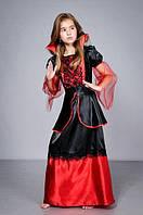 """Детский карнавальный костюм """"Вампирша"""""""