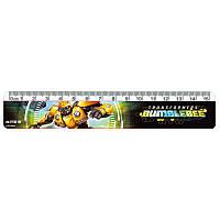 TF19-090 Линейка пластиковая 15 см KITE 2019 Transformers 090