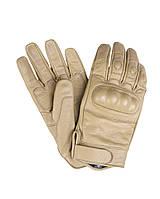 Тактические перчатки кожаные MilTec Coyote 12504105, фото 1
