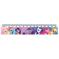 LP19-090 Линейка пластиковая 15 см KITE 2019 My Little Pony 090