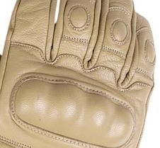 Тактические перчатки кожаные MilTec Coyote 12504105, фото 2