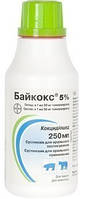 Байкокс 5%, кокцидиоцид, 250 мл