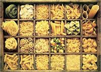 Макароны из твердых сортов пшеницы. Виды макарон.