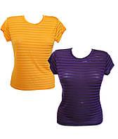 Футболка женская однотонная,женская одежда от производителя,комсомольский женский трикотаж,вискоза