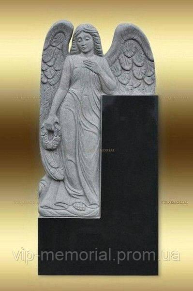 Скульптура на кладбище С-148