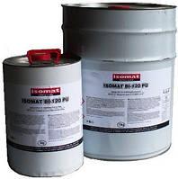 Изомат БИ 120 ПУ (20 кг) 1-компонентная серая полиуретановая пропитка-покрытие. Содержит растворитель
