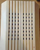 Sauna Pro Ограждение светильника перфорированное (C-026)