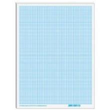 Бумага миллиметровая Офорт А2/10л. в п/п пакете МК2110Е (70)