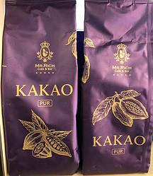 "Натуральный какао Mr.Rich ""Какао"" 250 гр. Германия (100% какао порошок)"