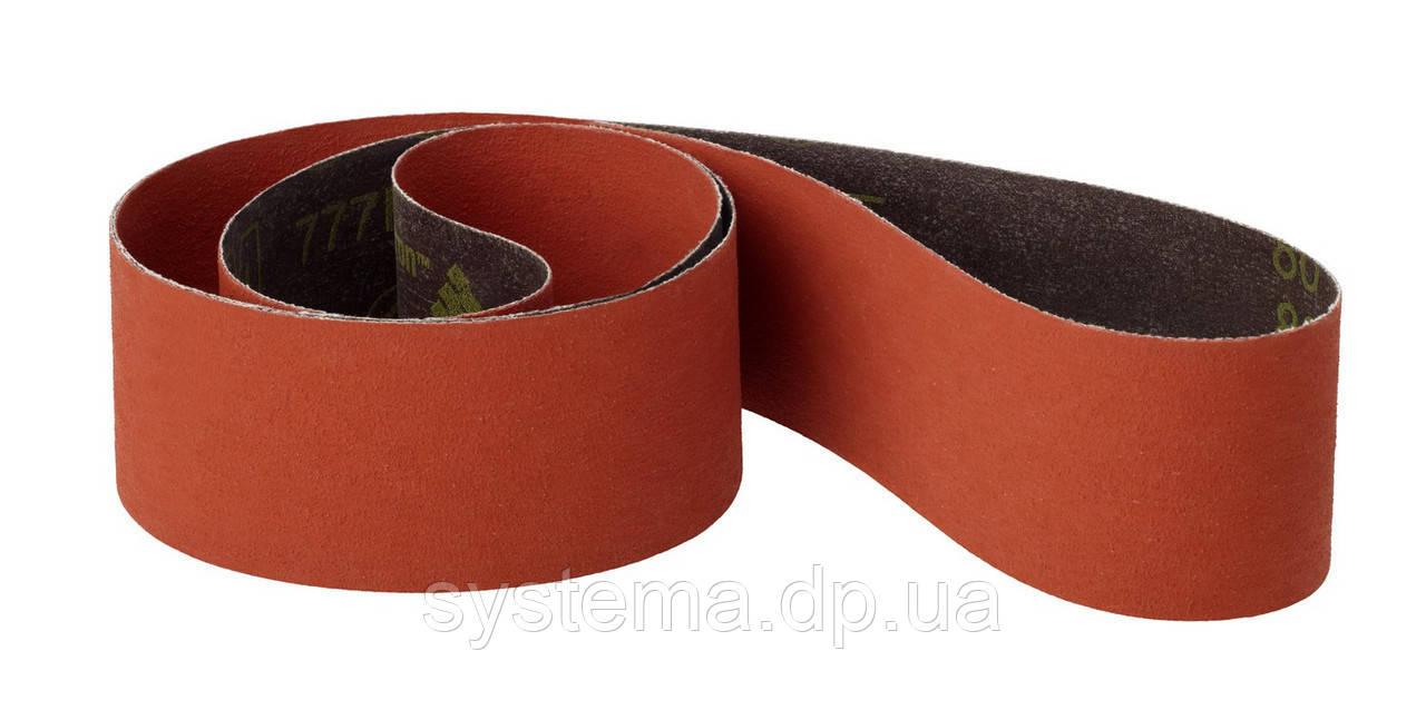 Бесконечная лента, 50x2000 мм, для гриндера, ленточных шлифмашин -  AWUKO KT62X, Р80