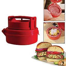 Форма пресс для гамбургеров, котлет, бургеров StufZ Burger Press!Хит цена, фото 3