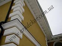 Фасадные фризы, карнизы, подоконники, русты, фото 1