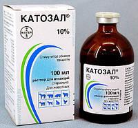Катозал, стимулятор обмена веществ