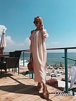 Женское роскошное  платье  «Фисташка»