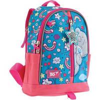 Рюкзак дитячий для дівчинки YES K-30 Mty 556829, 24 * 19 * 10,5 см.