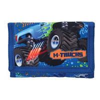 Гаманець дитячий для хлопчика YES M-Trucks 532230, 25*13 см