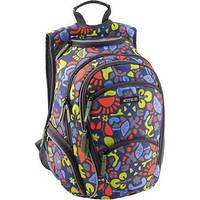 Рюкзак підлітковий для дівчинки KITE 857-1 K19-857L-1, 44.5 * 25 * 21 см