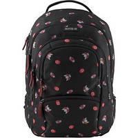 Рюкзак підлітковий для дівчинки KITE 881-2 K19-881L-2, 43.5 * 27.5 * 13.5 см.