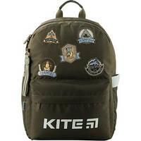 Рюкзак школьный для мальчиков KITE 719-4 Camping
