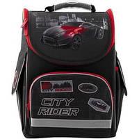 Рюкзак школьный каркасний для мальчиков KITE 501-6 City rider