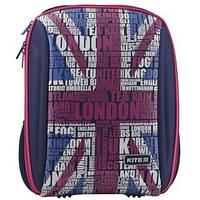 Рюкзак школьный каркасний для мальчиков KITE 732-1 London