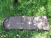 Спальный мешок армейский для суровых условий широкий  до -15
