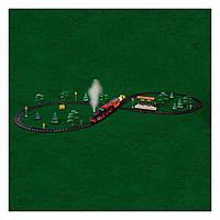Железная дорога Golden Bright со станцией на д/у 550 см 8100 ТМ: GOLDEN BRIGHT