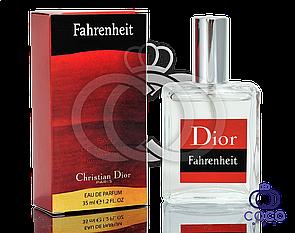 Парфюмированная вода Dior Fahrenheit 35 Ml