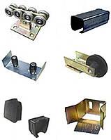 Усиленный комплект фурнитуры для откатных ворот Rolling Hi – Tech