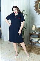 Платье летнее трикотажное, с 48-98 размеры, фото 1
