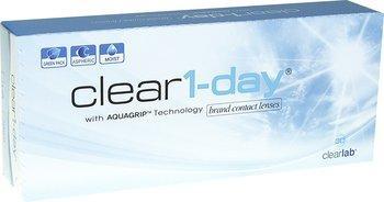 Однодневные линзы CLEARLAB CLEAR 1-DAY