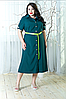 Літнє плаття-сорочка в різних кольорах, з 48-98 розміри