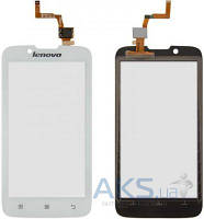 Сенсор (тачскрин) для Lenovo A328 Original White