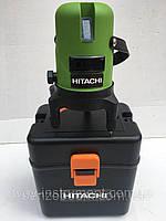 Лазерный уровень HITACHI HLL50-3 30 нивелир невелировка луч