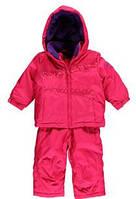 Раздельный комбинезон для девочки Weatherproof (США) 12мес