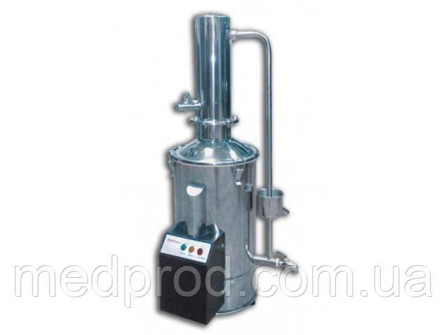 Дистилятор электрический ДЭ-10 Микромед 10 л/час, зарегистрирован