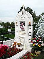 Мраморный памятник М-215