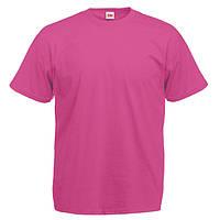 Малиновая мужская футболка (Комфорт)