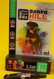 Акарокилл 5,5мл для собак более 40кг