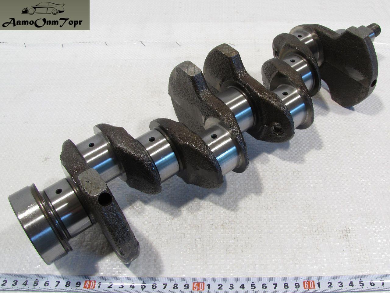 Коленвал (вал коленчатый) ВАЗ 2101, 2102 ,2103 ,2104 ,2105 ,2106 ,2107 с двигателем 21011 / 1.1, 2101-1005015
