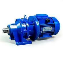 Планетарный мотор-редуктор 4МП-40