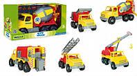 Игрушечная машинка City Truck от Wader