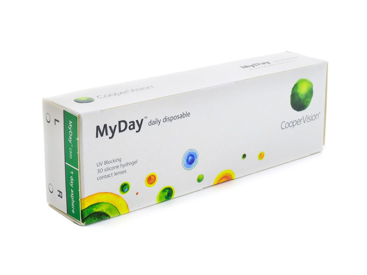 Однодневные линзы COOPER VISION MYDAY
