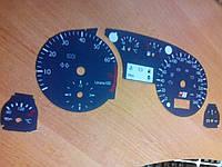 Шкалы приборов Audi s4 b5, фото 1