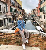 Анастасия: : «Сейчас сумочка Aperol приковывает к себе взгляды на маленьких улочках Венеции!»
