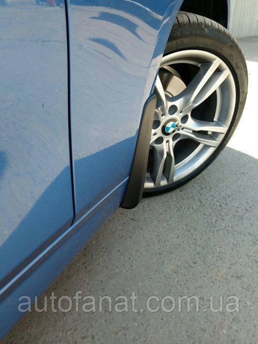 Оригинальный комплект брызговиков передних BMW 3 (F30, F31) (82162218983)