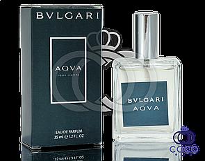 Парфюмированная вода Bvlgari Aqua Pour Homme 35 Ml